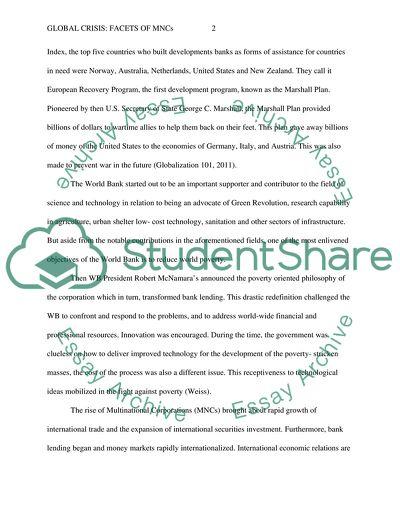 Sociology assignment 2