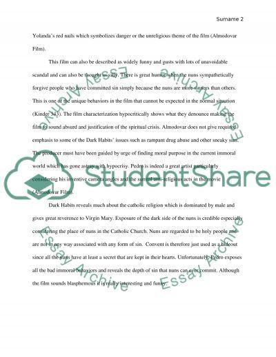 Critical Response Paper I