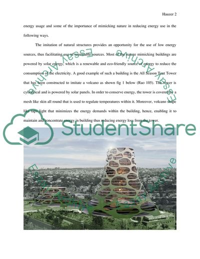 Essay Writing Format For High School Students Biomimicry Architecture Should The Government Provide Health Care Essay also Types Of English Essays Biomimicry Architecture Essay Example  Topics And Well Written  Japanese Essay Paper