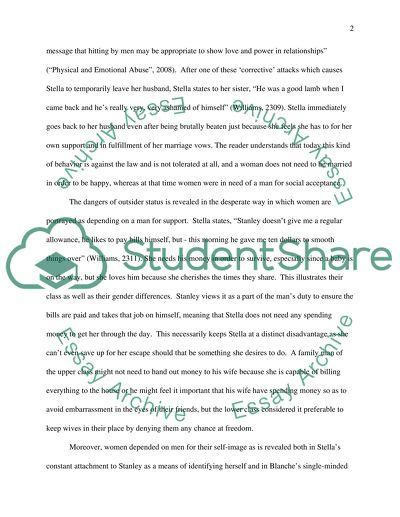 Drama Research Paper