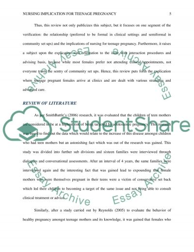 Steps to Writing Teen pregnancy research paper yale science essay contest nationals
