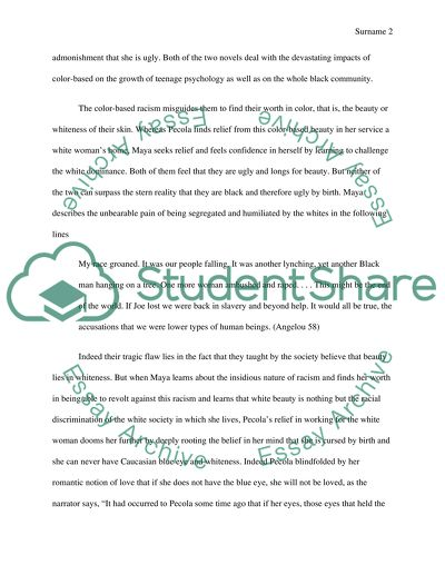 Essay Thesis Discuss The Differences And Similiraties For The Characters Content And  Writing Style For The Bluest Healthy Foods Essay also High School Admissions Essay Discuss The Differences And Similiraties For The Characters Content  Argumentative Essay Examples For High School