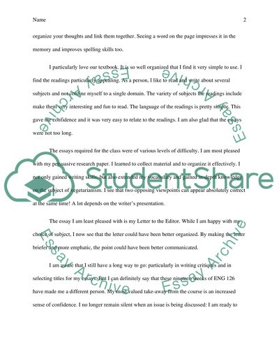Letter to the Instructor