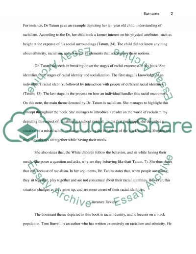 Research & Contrast Essay
