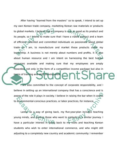 Please Detail The Fiveyear Plan For Your Career Including The Jobs  Please Detail The Fiveyear Plan For Your Career Including The Jobs You  Would Research Paper Essay Format also Writing Service Contract Agreement  English Essay Writing Examples