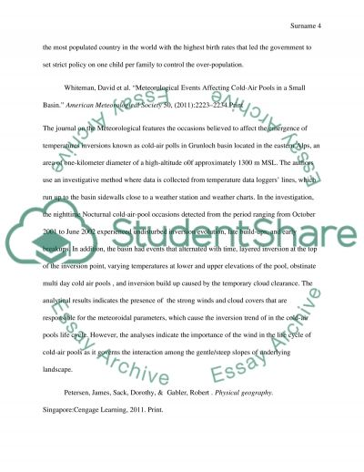 Annotated bibliography for thesis