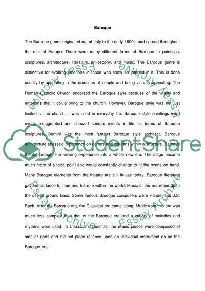 Successful leadership essay