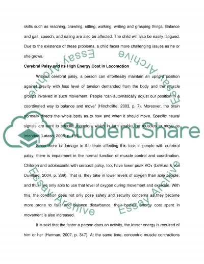 See assignment criteria essay example
