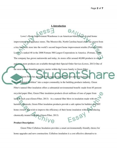 Packaging and Pricing Strategy Report essay example