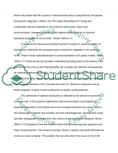 International Human Resource Management Essay example