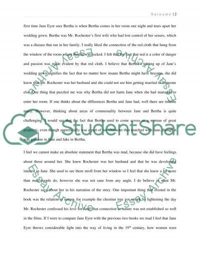 Responses essay example