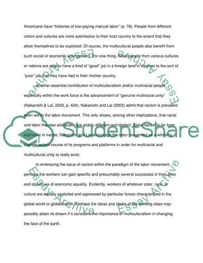 Multicultural Matrix paper