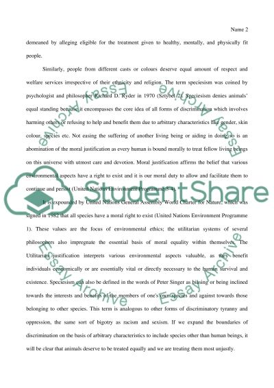Philosophy Ethical Theories Admission/Application Essay example