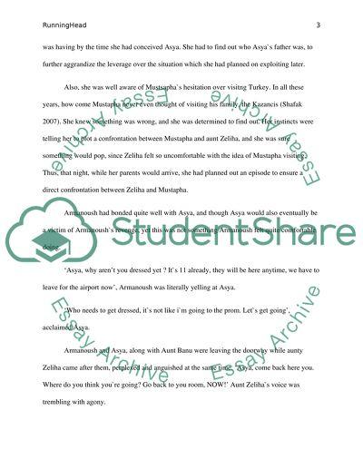 Essay/story