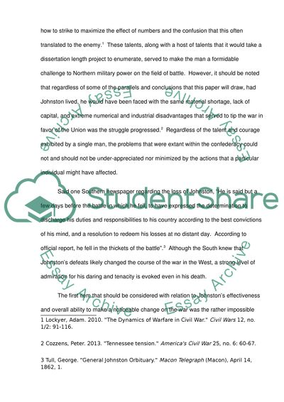 thesis statement for shiloh by bobbie ann mason