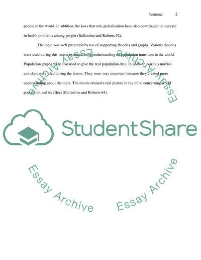 Sociology blog