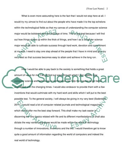 Modern Science Essay  Essay On Health And Fitness also What Is Business Ethics Essay A Computer Science Life Research Paper Example  Topics And  Sample Proposal Essay
