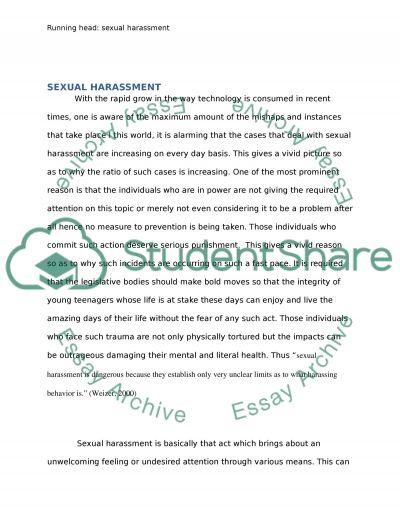 Scholar essay