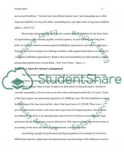 DB 6 essay example