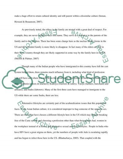 MIH514 - Cross-Cultural Perspectives - Mod 2 SLP essay example