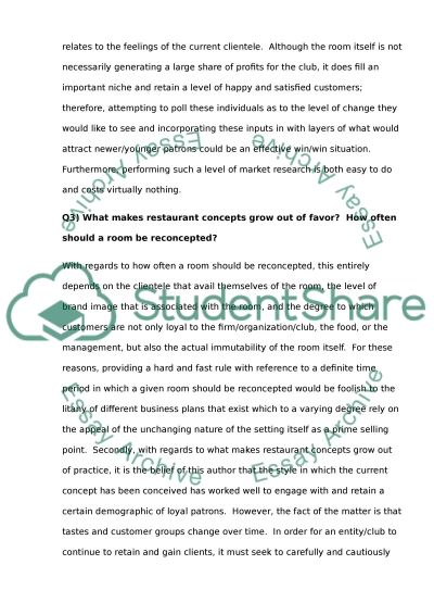 Case 9 Discussion Questions essay example