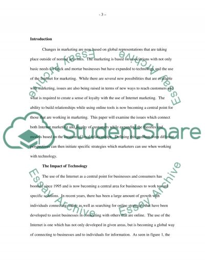 Challenges of Internet Marketing and Customer Empowerment Essay example