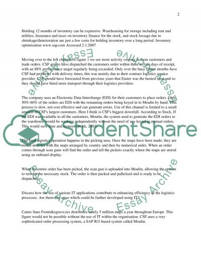 Customer Accomodation essay example