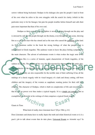 Research paper literary review