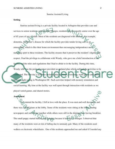 Proofread essay example