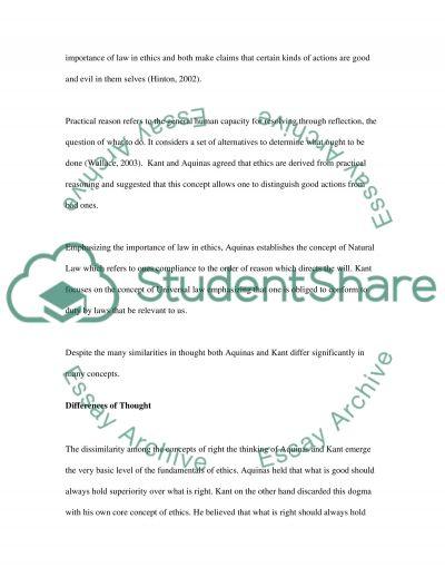 Essay Midterm essay example