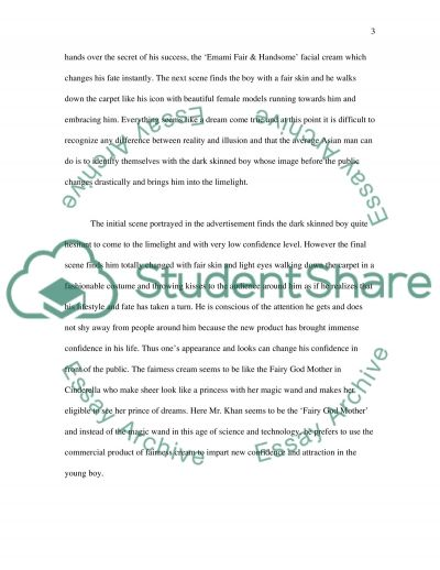 comparison and contrast tv commercial analysis essay  commercial analysis essay example text preview