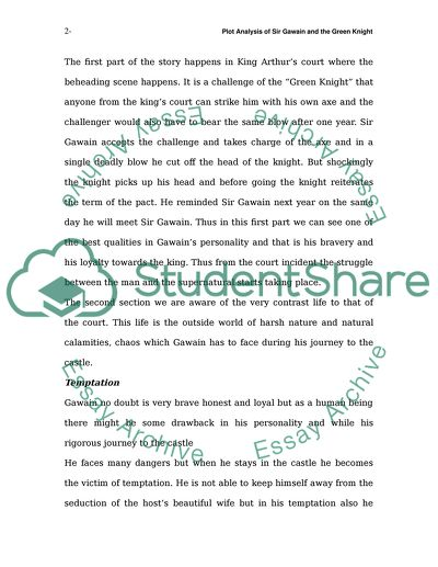 essay plot analysis of sir gawain and the green knight essay essay plot analysis of sir gawain and the green knight