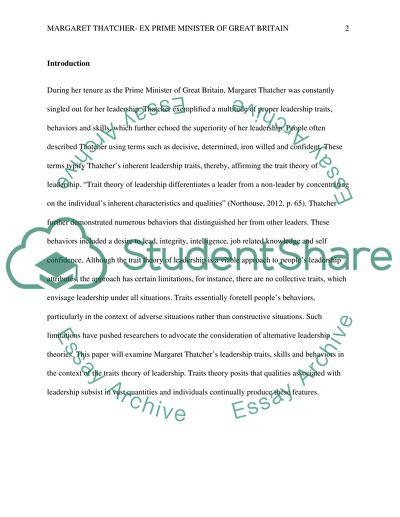 good leader essay introduction