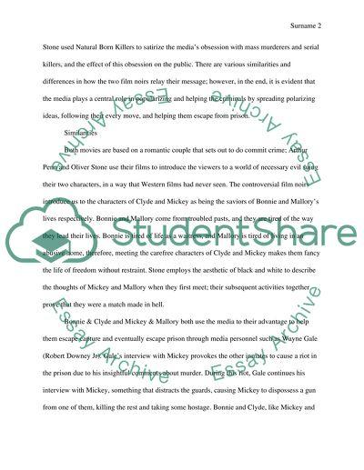 Final Paper Assignment