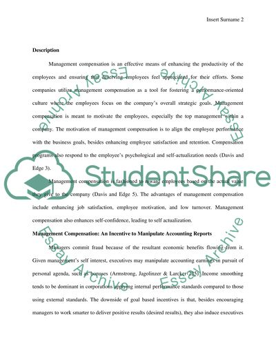 Essay report pmr
