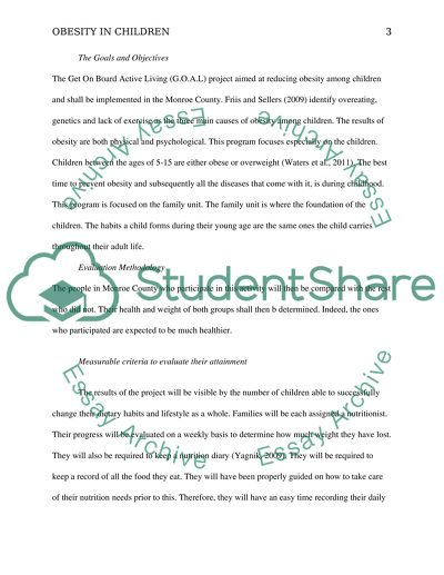 Grant Writing: Concept Paper