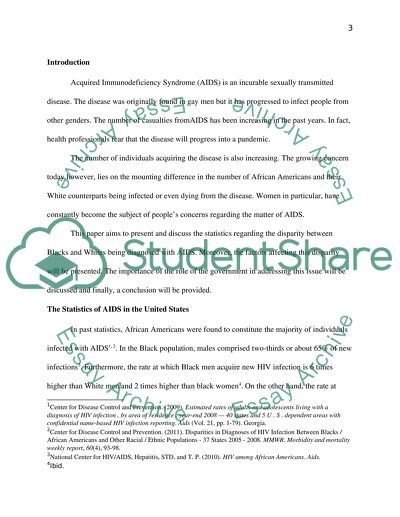 Essay On My Summer Vacation  Compare And Contrast Essays Topics also Kids Essay Examples A Statistical Analysis Of Aids Research Paper Example  Persuasive Essay Topic