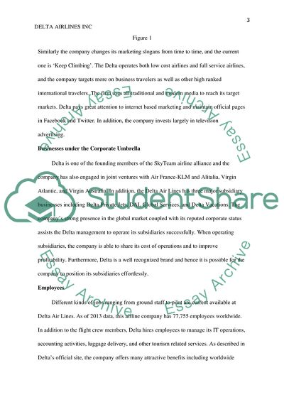 Company research paper