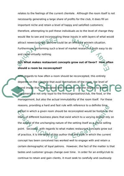 Case 9 Discussion Questions