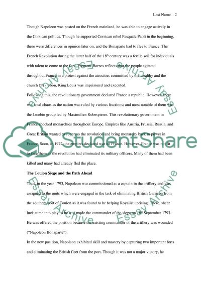 napoleon bonaparte essay essay on napoleon bonaparte term paper for napoleon dradgeeport