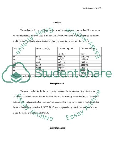 how to structure a case study essay