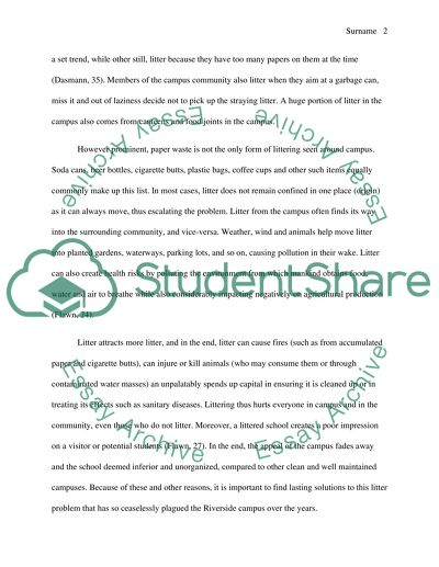 Topics for proposing a solution essay