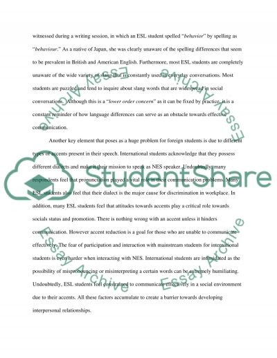 First Amendment Essays English As A Second Language Blended Learning In Adult Education Sample Interview Essay also Essays Police Brutality English As A Second Language Blended Learning In Adult Education Essay Essay On Mahatma Gandhi In Marathi