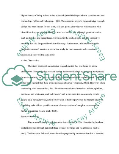 Why Does Special Education Have To Be >> Special Education Essay Example Topics And Well Written