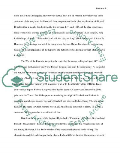 primary source analysis essay