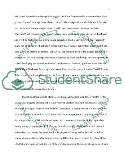 social network movie essay example Free social club papers surrounding area for example the ladies choice social club and the lady essays: online social networking dangers and.