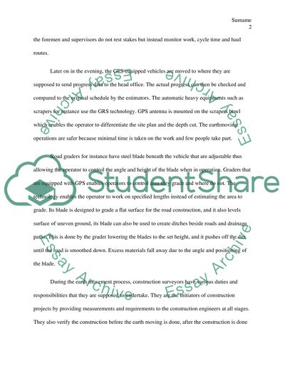 Global Positioning System (Gps) Research Paper - Words