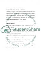 Employee Engagement Dissertation example