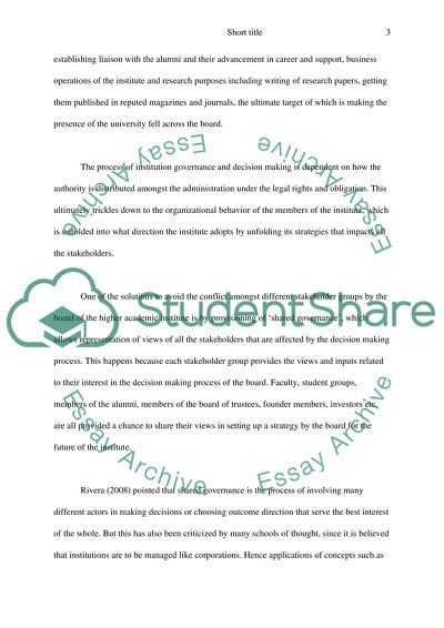 Review paper College Essay