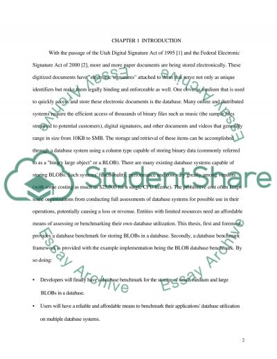 Database Management System Assignment essay example